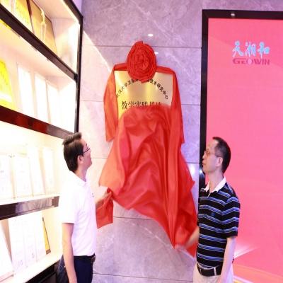 合作共赢,天湘和—武汉大学教学实践基地揭牌仪式