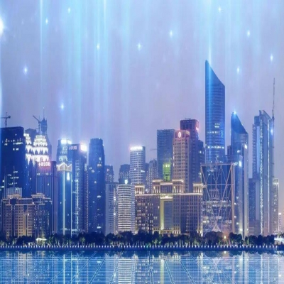 镜像城市 数联空间 CIM开创智慧城市新未来