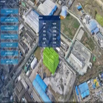 无人机倾斜摄影技术在三维实景GIS的应用